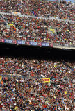 Camp nou Royalty Free Stock Image
