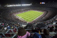 Camp nou Royalty Free Stock Photos
