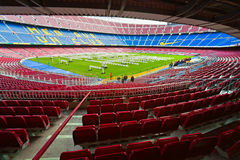 Camp Nou, barcelona, spain. Stock Photos