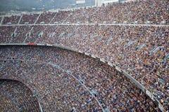 Camp Nou Stock Image