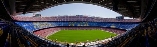 Camp Nou -Stadion von FC Barcelona Stockfotos