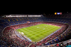 Camp Nou stadium Stock Image