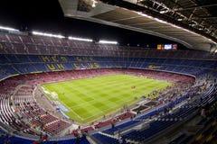 Camp Nou stadium Royalty Free Stock Photo