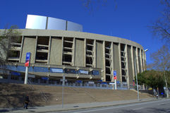 Camp Nou stadium,Barcelona,Spain Royalty Free Stock Photos