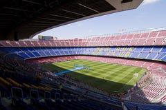 Camp Nou stadium, Barcelona Stock Photo