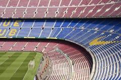 Camp Nou stadium, Barcelona Royalty Free Stock Image