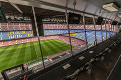 Camp Nou Stadium Stock Photos