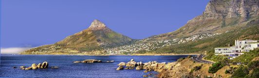 Camp's Bay - South Africa Royalty Free Stock Photography