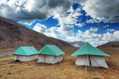 Camp Stock Photography