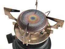 Campa gasspis Arkivbild