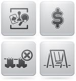 campa symboler Arkivfoton