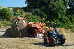 Campagna della Toscana Immagini Stock Libere da Diritti