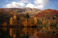 Campagna di autunno Immagine Stock