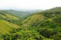 Campagna di Costa Rica Immagine Stock