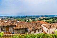 Campagna di Romagna in Italia Immagini Stock