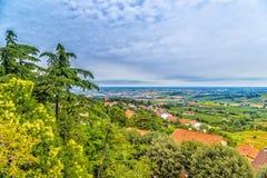 Campagna di Romagna in Italia Fotografia Stock