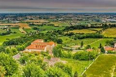 Campagna di Romagna in Italia Fotografie Stock