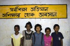 Campagna di saper leggere e scrivere Fotografia Stock Libera da Diritti