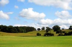 Campagna di Yorkshire Fotografia Stock
