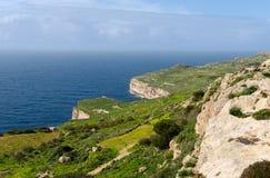 Campagna maltese Fotografia Stock