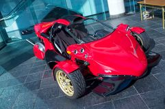 Campagna T-Rex 14RR Stock Photography