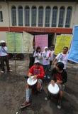 Campagne contre la tuberculose Images libres de droits