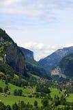Campagne de la Suisse Photographie stock