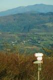 Campagne de la Toscane près de Florence photos libres de droits
