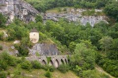 Campagne de Rocamadour Photo stock