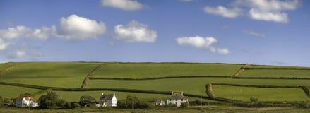 campagne Devon Image stock