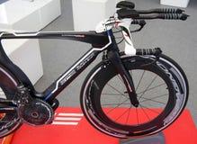 Campagnolo участвуя в гонке bike Стоковые Изображения