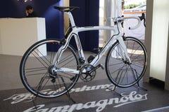 Campagnolo участвуя в гонке bike Стоковая Фотография RF