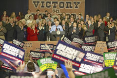 Campaign rally in Ohio Stock Photo