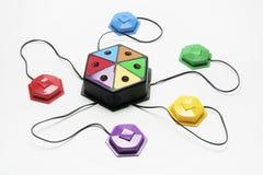 Campainha eléctrica do jogo Imagem de Stock Royalty Free