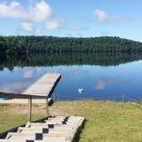 Campamento de verano imágenes de archivo libres de regalías