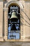 Campana antigua en Génova Foto de archivo