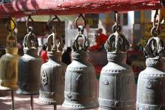 Campana budista Imagen de archivo libre de regalías