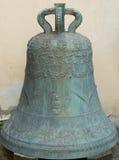 Campana de bronce Foto de archivo