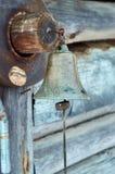 Campana de cobre amarillo Foto de archivo