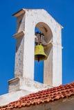 Campana de iglesia Fotografía de archivo libre de regalías