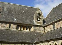 Campana de Iona Abbey Foto de archivo