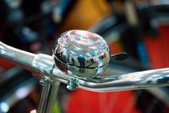 Campana de la bicicleta foto de archivo