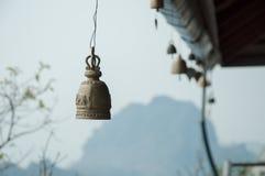 Campana del elefante Imágenes de archivo libres de regalías