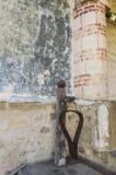 Campana del monasterio Imagen de archivo
