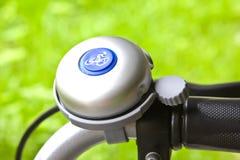 Campana della bici Immagine Stock