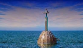 Campana subacquea in Zingst fotografia stock libera da diritti