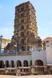 Campanario, complejo del palacio de Thanjavur Maratha, Tanjore, Tamil Nadu imágenes de archivo libres de regalías