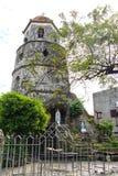 Campanario de Dumaguete en la ciudad de Dumaguete Foto de archivo