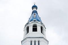 Campanario de la catedral Imagen de archivo