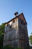 Campanario de madera en Wienhausen, Alemania Imagen de archivo libre de regalías